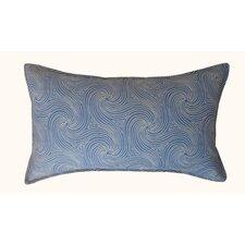 Swirl Outdoor Lumbar Pillow