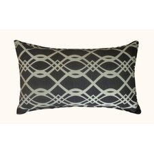 Trellis Outdoor Lumbar Pillow
