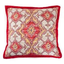 Pharoah Cotton Throw Pillow