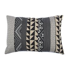 Geometric Medly Cotton Throw Pillow