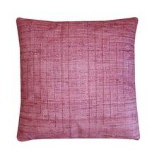 Streams Silk Throw Pillow