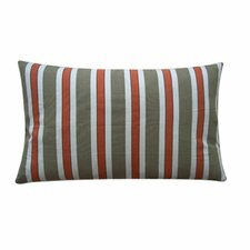 Funstripes Linen Lumbar Pillow