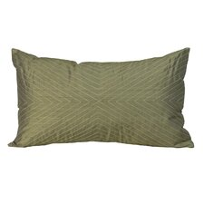 V Silk Lumbar Pillow