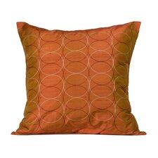 Olympic Silk Throw Pillow
