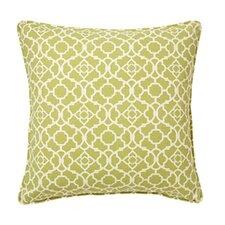 Moroccan Indoor/Outdoor Throw Pillow