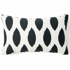 African Spot Cotton Lumbar Pillow