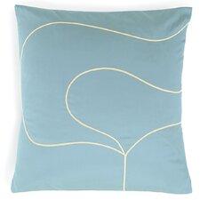 Tulip Cotton Throw Pillow