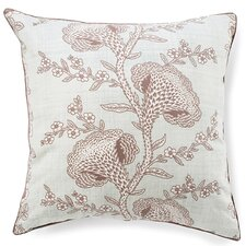 Geisha Cotton Throw Pillow