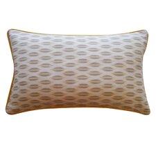 Arrow Cotton Lumbar Pillow