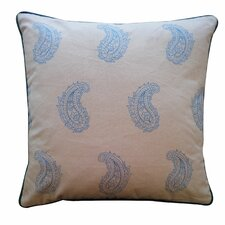 Angela Cotton Throw Pillow