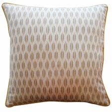 Arrow Cotton Throw Pillow