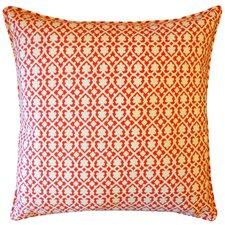 Speed Cotton Throw Pillow