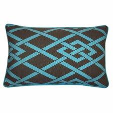 Point Outdoor Lumbar Pillow