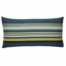 Aloe Stripes Outdoor Lumbar Pillow