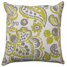Garden Outdoor Throw Pillow