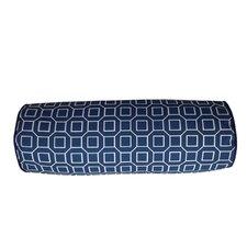 Hexagon Outdoor Bolster Pillow