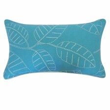 Hojas Outdoor Lumbar Pillow