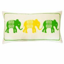 Pi Cotton Lumbar Pillow