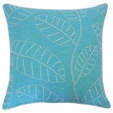 Hojas Outdoor Throw Pillow