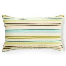 Thin Stripe Outdoor Lumbar Pillow
