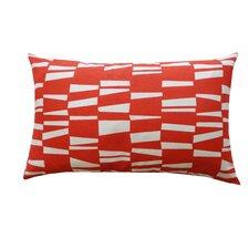Angles Outdoor Lumbar Pillow