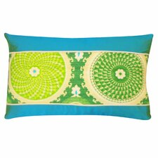 Coin Cotton Lumbar Pillow
