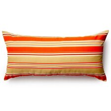 Thick Stripe Outdoor Lumbar Pillow
