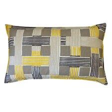 On The Move Cotton Lumbar Pillow