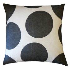 Ball Cotton Throw Pillow