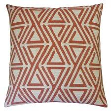 Zuhul Cotton Throw Pillow