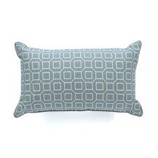 Hexagon Outdoor Lumbar Pillow
