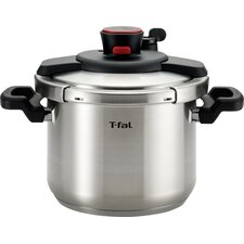 Clipso 6.3-Quart Pressure Cooker