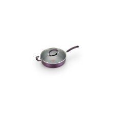 Color Luxe 5-qt. Saute Pan with Lid