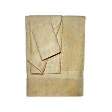 Bamboo Rayon Bath Towel (Set of 3)
