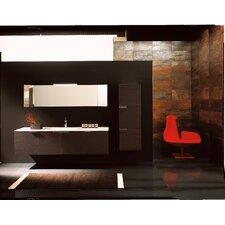 "Archeda XI 79"" Single Bathroom Vanity Set"