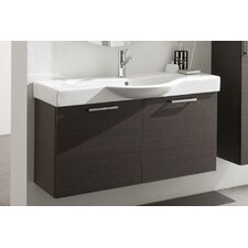 "Light 2 41"" Single Bathroom Vanity Set"