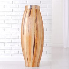 Banana Leaf Decorative Vase