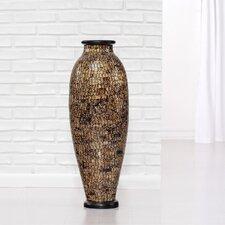 Mosaic Floor Vase