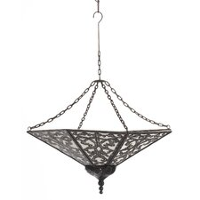 1 Light Inverted Pendant
