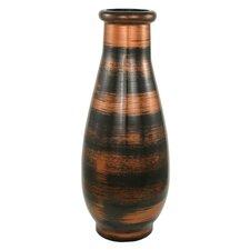 Copperworks Round Floor Vase