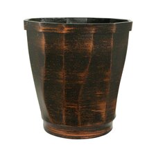 Copperworks Round Pot Planter