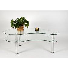 2-Tier Freeform Coffee Table