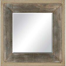 Contemporary Aged Mirror