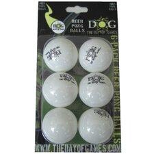 Beer Pong Balls (Set of 12)