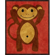 3 Piece Monkeys Framed Art Set