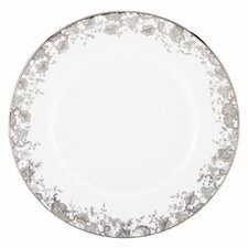 """French Lace 10.75"""" Dinner Plate"""