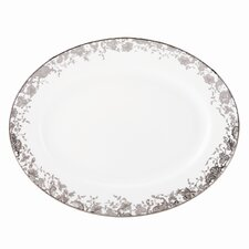 French Lace Oval Platter
