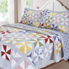 Carnival Patchwork Quilt