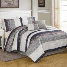 Metropolitan 6 Piece Comforter Set