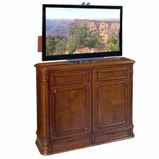 Crystal Pointe Swivel Lift TV Stand